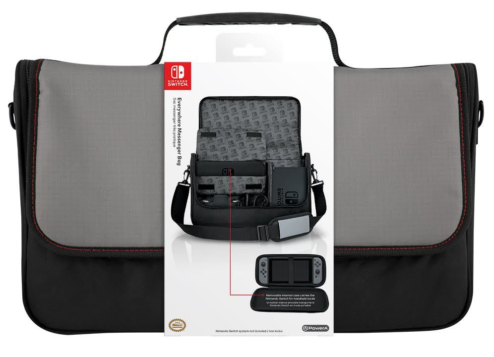 04959528db1d Nintendo Switch Messenger Bag for Switch image ...