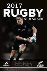2017 Rugby Almanack by Clive Akers image