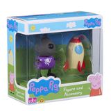 Peppa Pig: Figure and Accessory Pack - Danny Dog & Rocket