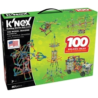 K'Nex: 100 Model Imagine