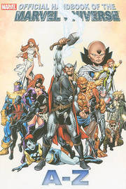 Official Handbook Of The Marvel Universe A To Z Vol.12 by Marvel Comics image