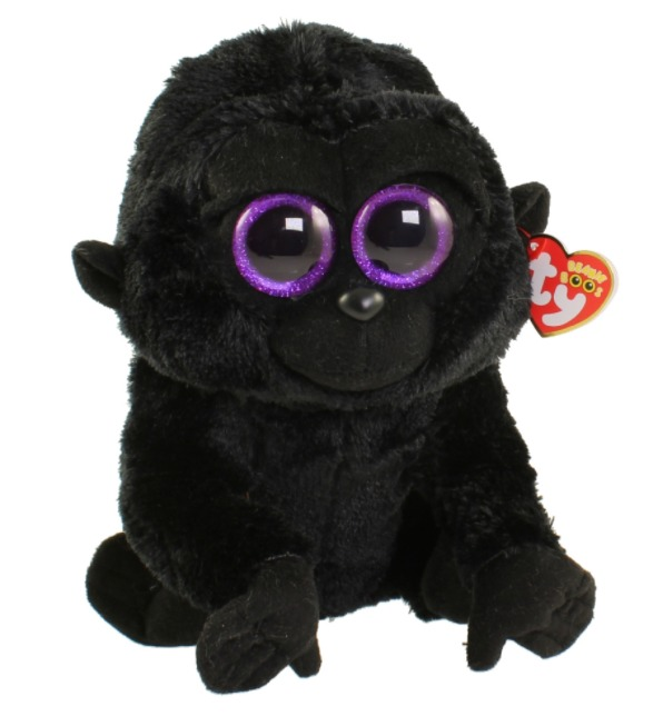 Ty Beanie Babies: George Gorilla - Medium Plush