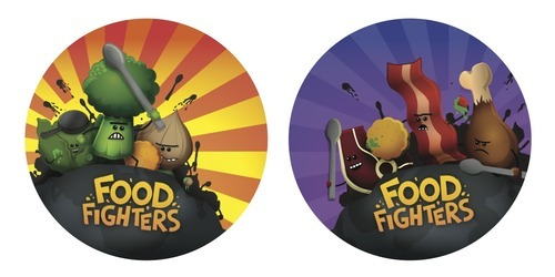 Foodfighters - Card Game image