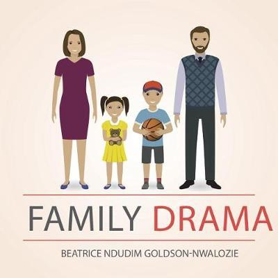 Family Drama by Beatrice Ndudim Goldson-Nwalozie image
