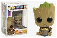 Guardians of the Galaxy: Vol. 2 - Groot (with Candy Bowl) Pop! Vinyl Figure image