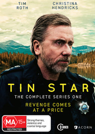 Tin Star - Complete Season 1 on DVD