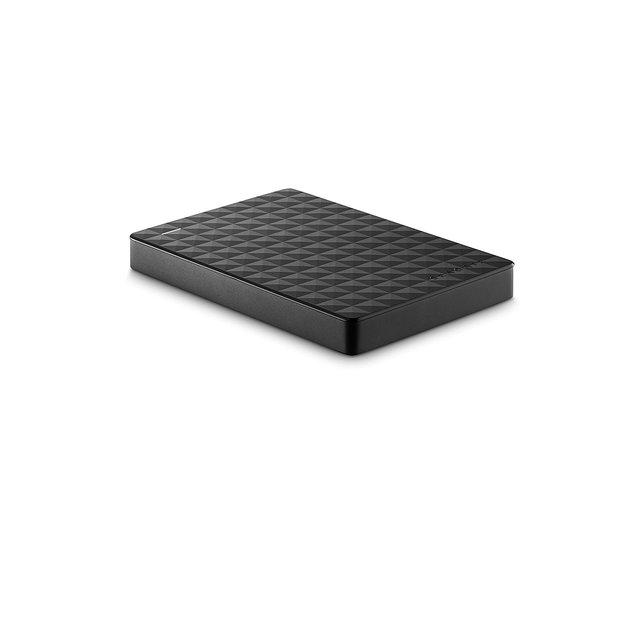 "2TB Seagate Expansion Portable 2.5"" USB 3.0 External HDD - Black"