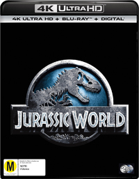 Jurassic World on UHD Blu-ray