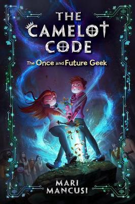 The Camelot Code, Book 1 by Mari Mancusi image