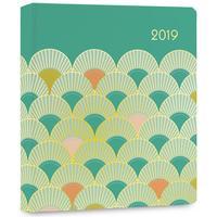 High Note: Gatsby in Gold 2019 A5 Weekly Diary by Elizabeth Olwen