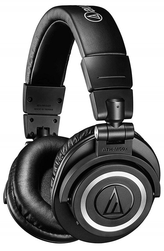 3fbd9e09106 Audio-Technica ATH-M50xBT Wireless Over-Ear Headphones