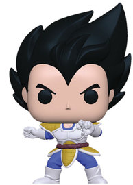 Dragon Ball Z – Vegeta (Battle Pose) Pop! Vinyl Figure image