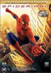 Spider-Man on DVD