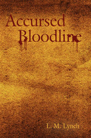 Accursed Bloodline by L.M. Lynch image