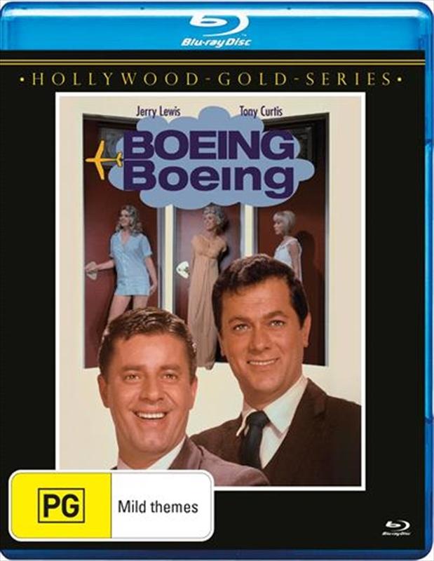 Boeing Boeing on Blu-ray