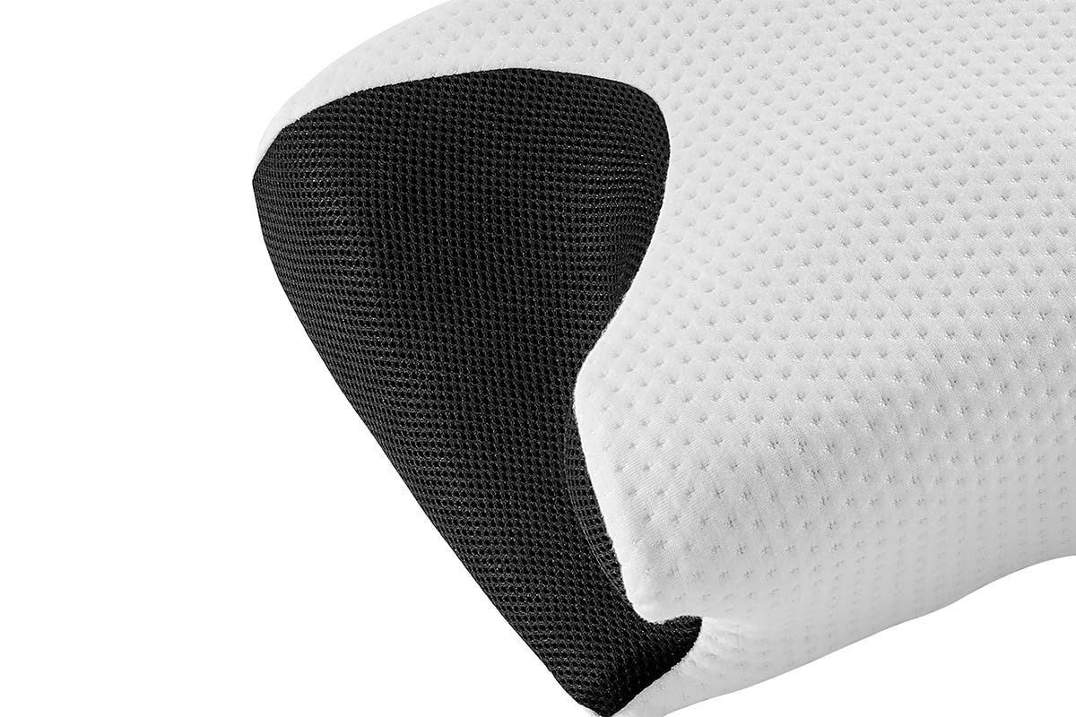 Ovela: Ergonomic Cervical Neck Pillow for Snore Relief image
