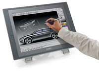 WACOM Wacom Cintiq 21 UX; Interactive LCD 21 image