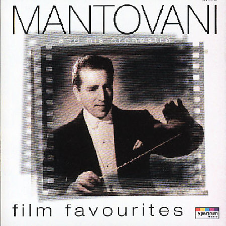 Film Favourites by Mantovani