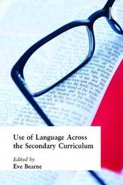 Use of Language Across the Secondary Curriculum image