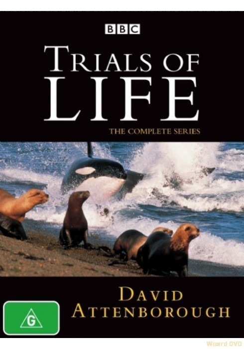 Trials of Life - The Complete Series on DVD image
