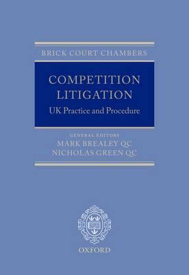 Competition Litigation image