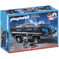 Playmobil: Tactical Unit Command (5564)