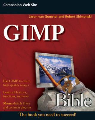 GIMP Bible by Jason Van Gumster image