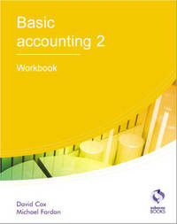 Basic Accounting 2 by David Cox