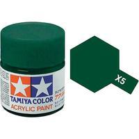 Tamiya Acrylic: Green (X5)