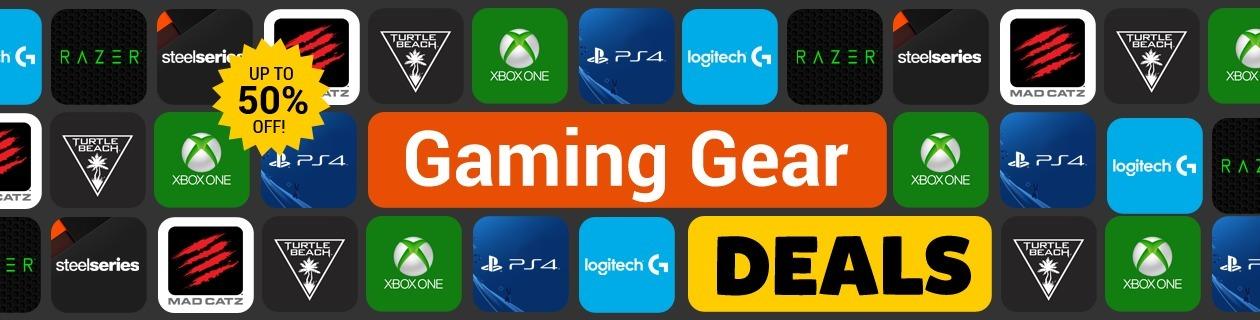 gaming gear sale