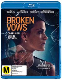 Broken Vows on Blu-ray