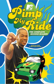Pimp My Ride: The Complete Second Season (2 Disc) on DVD image