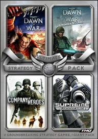 Ultimate Strategy Pack (4 games) for PC Games image