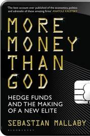 More Money Than God by Sebastian Mallaby image