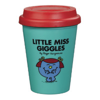 Mr Men Little Miss Giggles Travel Mug (300ml)