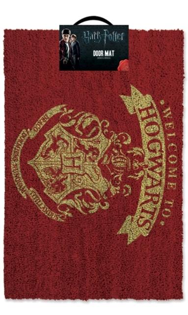 Harry Potter: Welcome To Hogwarts Door Mat image
