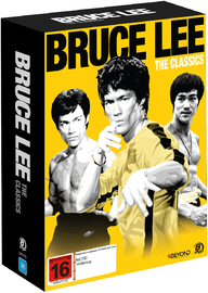 Bruce Lee: The Classics Collector's Set on DVD