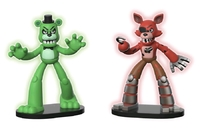 Five Nights at Freddy's - HeroWorld Figures #1 (2-Pack)