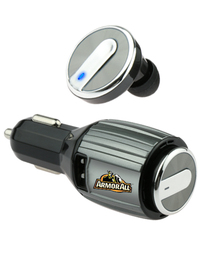 Armor All: Bluetooth Headset & Car Charger image