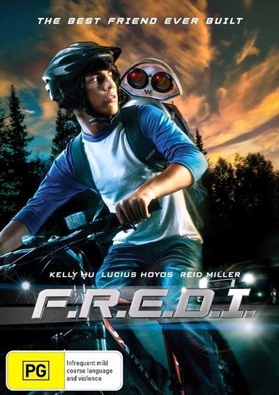 F.R.E.D.I. on DVD