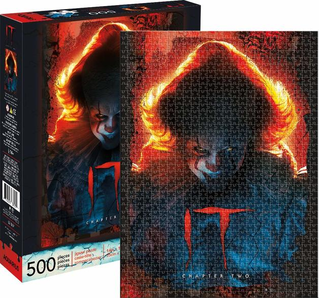 IT Chapter 2 – 500pc Puzzle