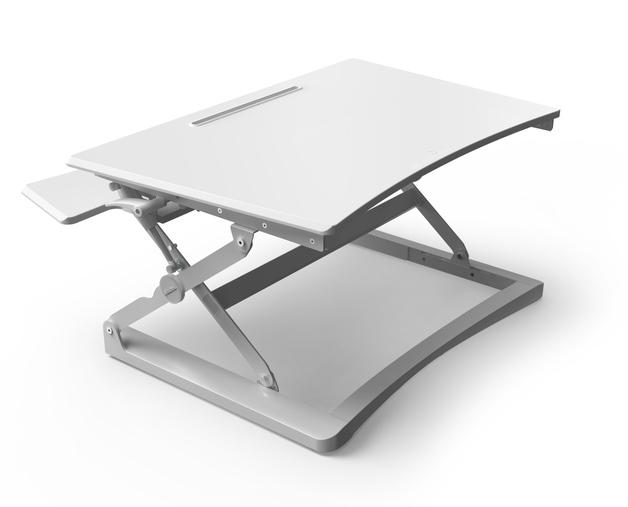 Gorilla Office: Workstation - White (890 x 590mm)