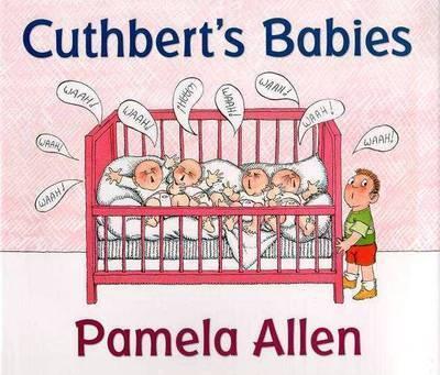 Cuthbert's Babies by Pamela Allen image