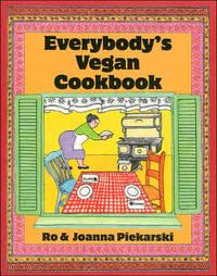 Everybody'S Vegan Cookbook by Joanna Piekarski image