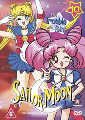 Sailor Moon - 10 on DVD
