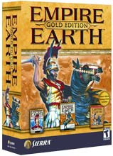 Empire Earth Gold Edition for PC Games