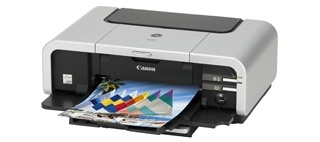 Canon Printer Bubble Jet PIXMA iP5200R