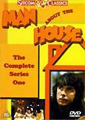 Man About The House - Series 1 on DVD