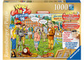 Ravenburger - WHAT IF? No.14 Valuation Day Puzzle (1000pc)