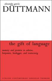 The Gift of Language by Alexander Garcia Duttmann image